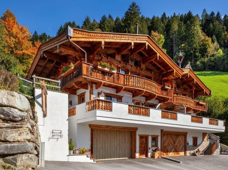 Ferienwohnung Chalet Modern Life (MHO770) in Mayrhofen - 9 Personen, 3 Schlafzim – semesterbostad i Ramsau im Zillertal