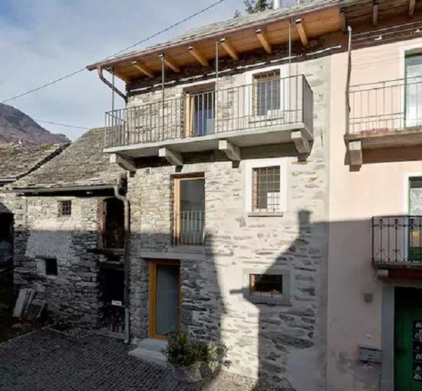 Ferienhaus Moghegno für 4 - 6 Personen mit 2 Schlafzimmern - Ferienhaus, location de vacances à Bosco Gurin