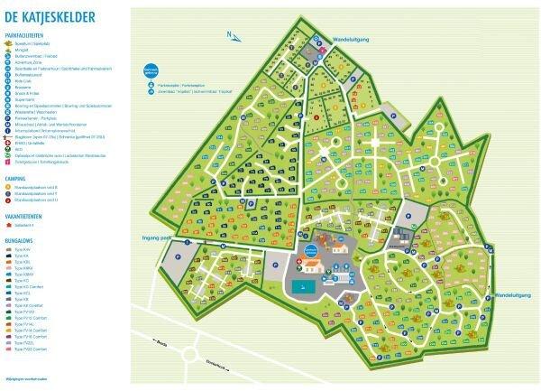 Freistehender Bungalow mit offenen Kamin, Ferienwohnung in Prinsenbeek