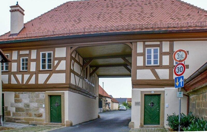 Ferienwohnung/App. für 3 Gäste mit 34m² in Rattelsdorf (146085), vacation rental in Burgpreppach