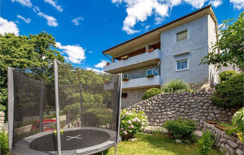 1 Zimmer Unterkunft in Kastav, casa vacanza a Kastav