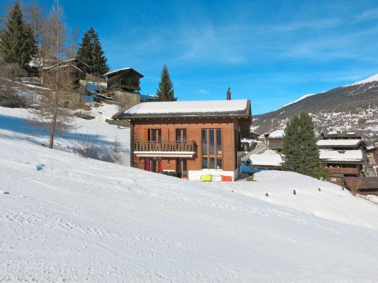 Vacation home in Saint Jean /Grimentz, Valais / Wallis - 8 persons, 4 bedrooms, casa vacanza a Saint Jean