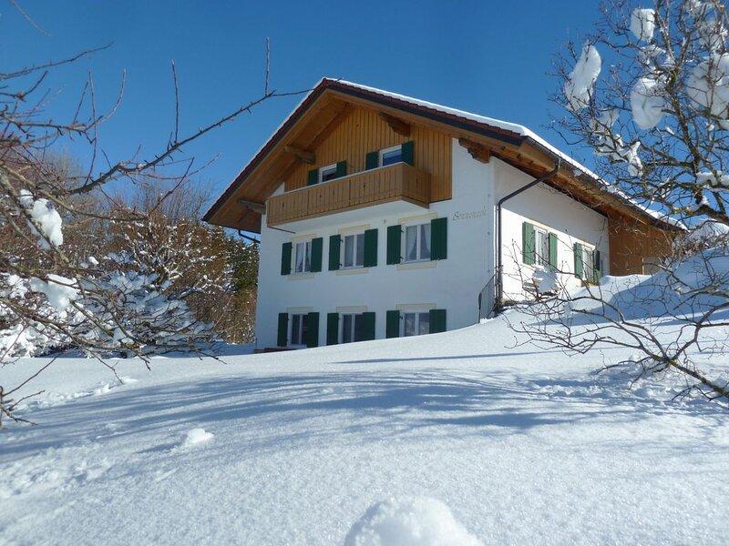 Ferienwohnung/App. für 4 Gäste mit 65m² in Bad Kohlgrub (116867), casa vacanza a Oberammergau