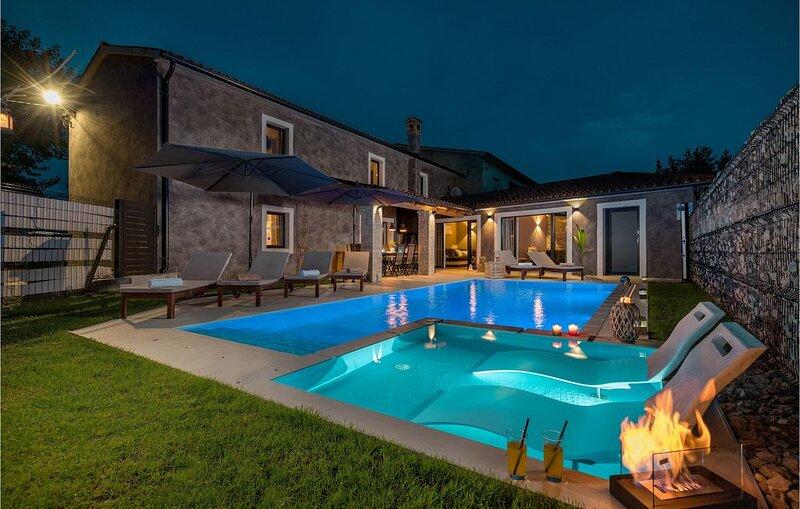 5 Zimmer Unterkunft in Barban, holiday rental in Grabri