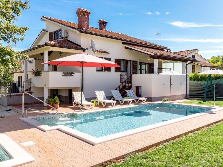 Ferienhaus Poje (MVN251) in Motovun - 8 Personen, 4 Schlafzimmer, alquiler vacacional en Kircija