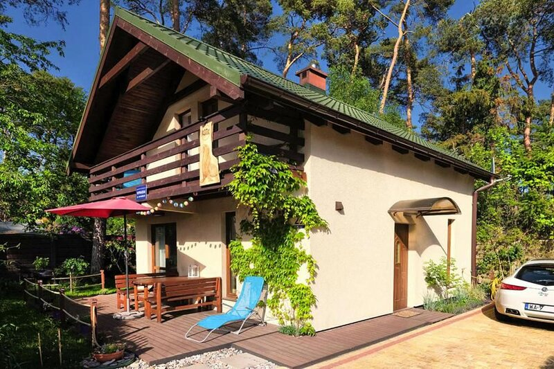 Ferienhaus, Lukecin, holiday rental in Niechorze