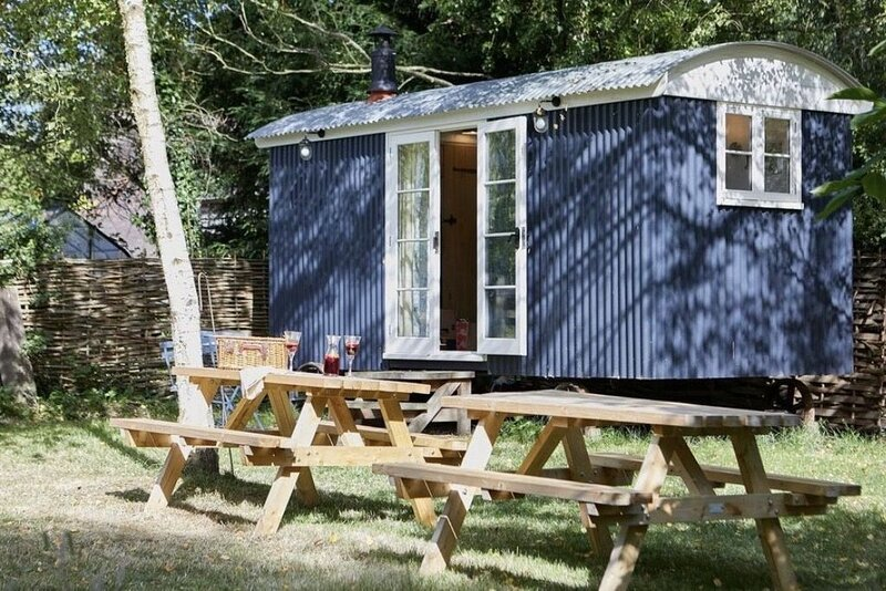 Shepherds Hut - nr Ashdown Forest, location de vacances à Balcombe