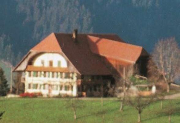 Ferienwohnung Bärau für 1 - 5 Personen mit 2 Schlafzimmern - Ferienwohnung in Ba, vacation rental in Utzigen
