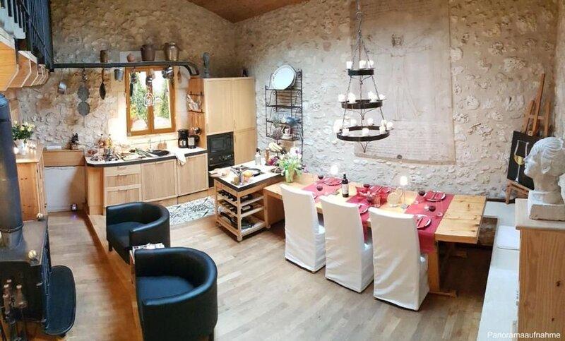 Ferienhaus Gensac für 2 - 3 Personen mit 1 Schlafzimmer - Ferienhaus, vacation rental in Auriolles