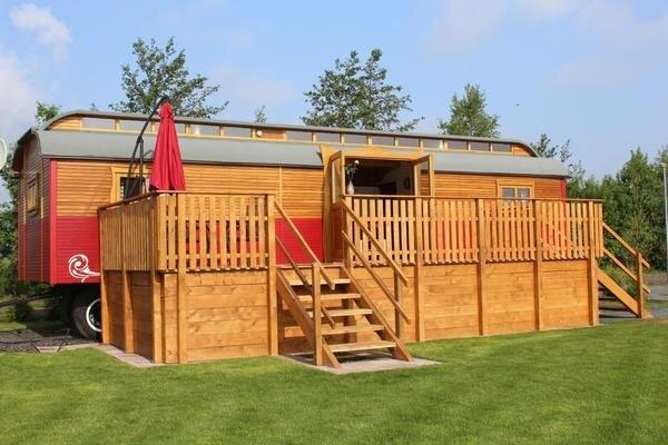 Ferienhaus Twist für 4 Personen mit 2 Schlafzimmern - Ferienhaus, casa vacanza a Wilsum