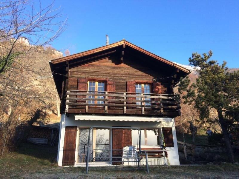 Ferienhaus Ausserberg für 2 - 6 Personen mit 3 Schlafzimmern - Ferienhaus, location de vacances à Eischoll