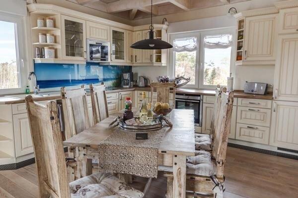 Ferienwohnung Dierhagen für 4 - 5 Personen mit 2 Schlafzimmern - Penthouse-Ferie, location de vacances à Dierhagen