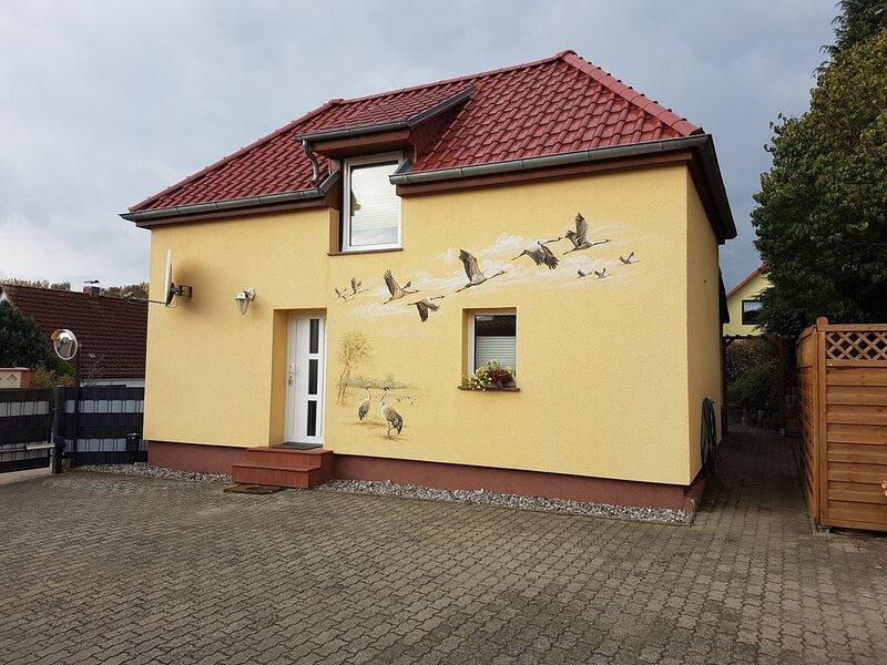 Ferienhaus für 4 Gäste mit 50m² in Poseritz (59365), location de vacances à Garz
