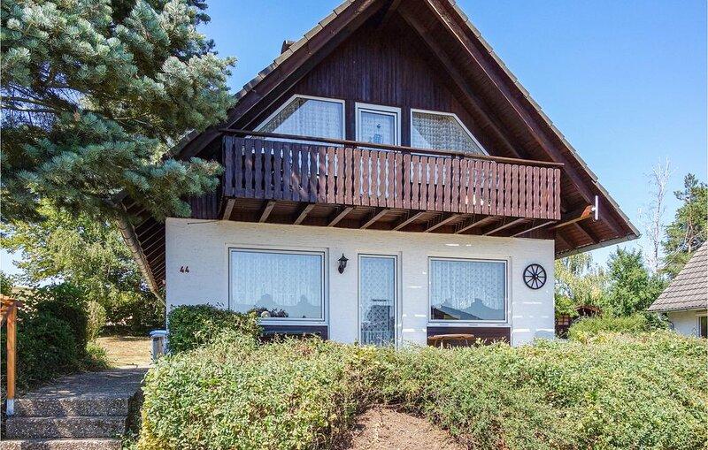 3 Zimmer Unterkunft in Oberaula-Hausen, holiday rental in Schwalmstadt