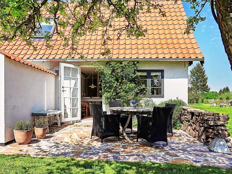 Exquisite Holiday Home in Bornholm with Barbecue, vacation rental in Bornholm