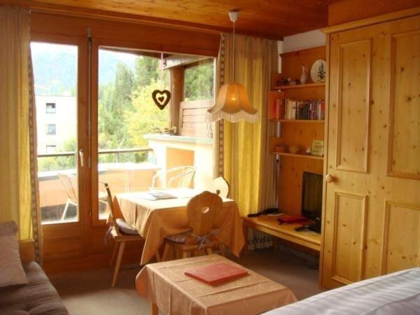 Ferienwohnung Maloja für 2 Personen - Ferienwohnung, vacation rental in Cresta