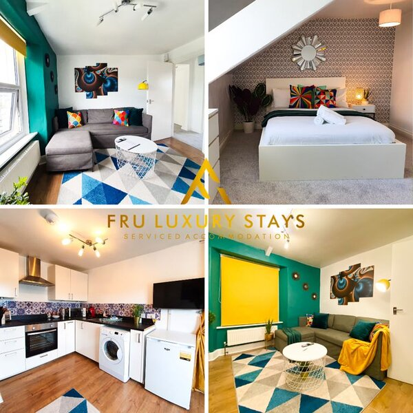 Beautiful Plymouth City Centre Oasis - Your Riad, vacation rental in Bickleigh