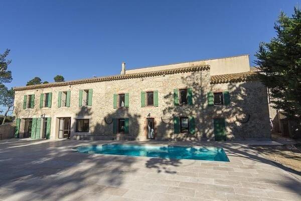Ferienwohnung Armissan für 6 Personen mit 3 Schlafzimmern - Herrschaftliches Lan, alquiler vacacional en Salles d'Aude