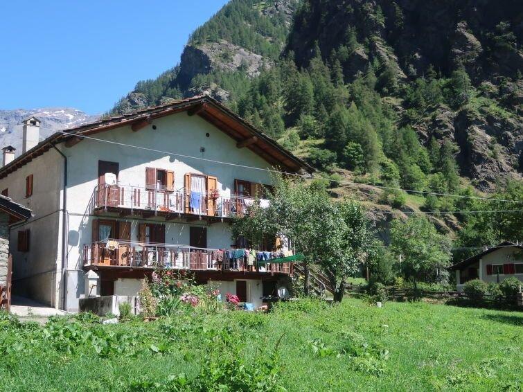 Ferienwohnung Le Myosotis (VPE151) in Valpelline - 3 Personen, 1 Schlafzimmer, vacation rental in Saint-Oyen