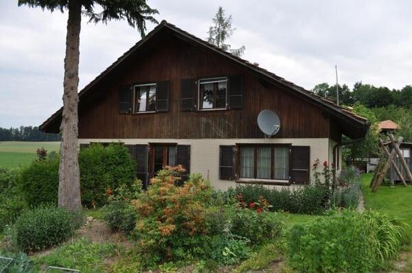 Ferienwohnung Rohrbachgraben für 4 - 5 Personen mit 2 Schlafzimmern - Ferienwohn, vacation rental in Wangenried