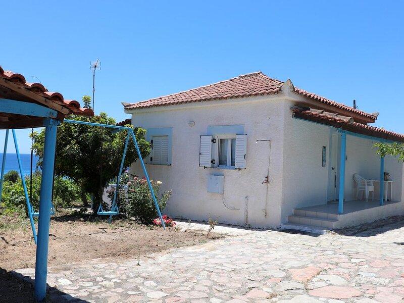 Schöne Abgeschiedenheit am Meer genießen - Ferienhaus, Wifi | Messenien, Pelopon, location de vacances à Pylos-Nestor