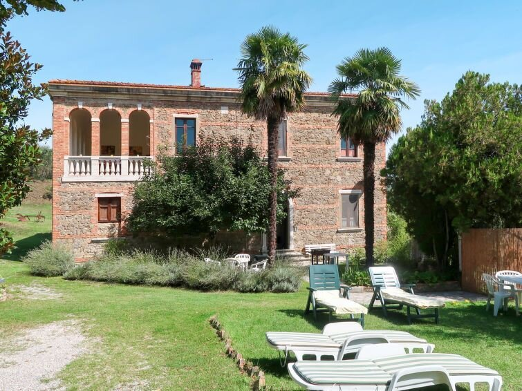 Ferienhaus Podere Casina (SCF100) in Scrofiano - 11 Personen, 4 Schlafzimmer, holiday rental in Carpineta