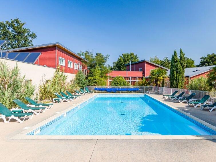 Ferienwohnung Le Relais du Plessis (RIH401) in Richelieu - 6 Personen, 2 Schlafz, holiday rental in Jaulnay