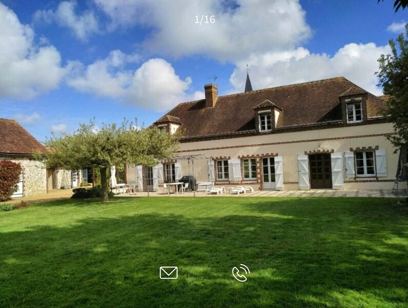 L'Oliviade- Farm house in the heart of the French countryside, aluguéis de temporada em Illiers-Combray