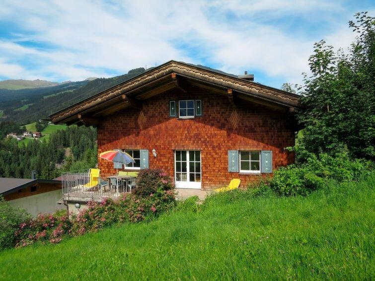 Ferienhaus Jenneweinhütte (ZAZ408) in Zell am Ziller - 10 Personen, 3 Schlafzimm, aluguéis de temporada em Zell im Zillertal