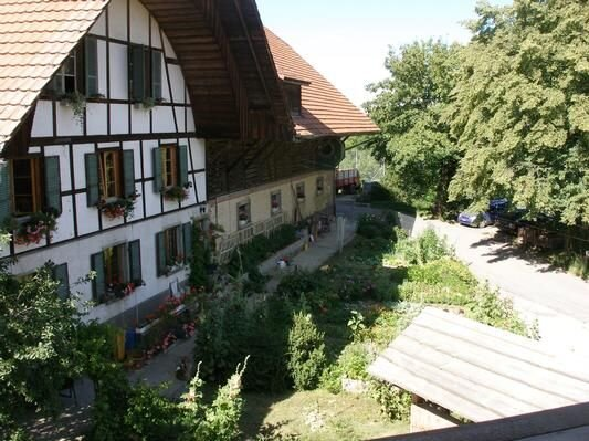 Apartment Wabern for 2 - 6 people with 2 rooms - farmhouse, holiday rental in Murten