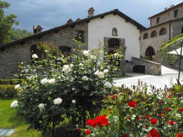 Ferienwohnung Barberino di Mugello für 4 Personen mit 2 Schlafzimmern - Historis, vacation rental in Legri