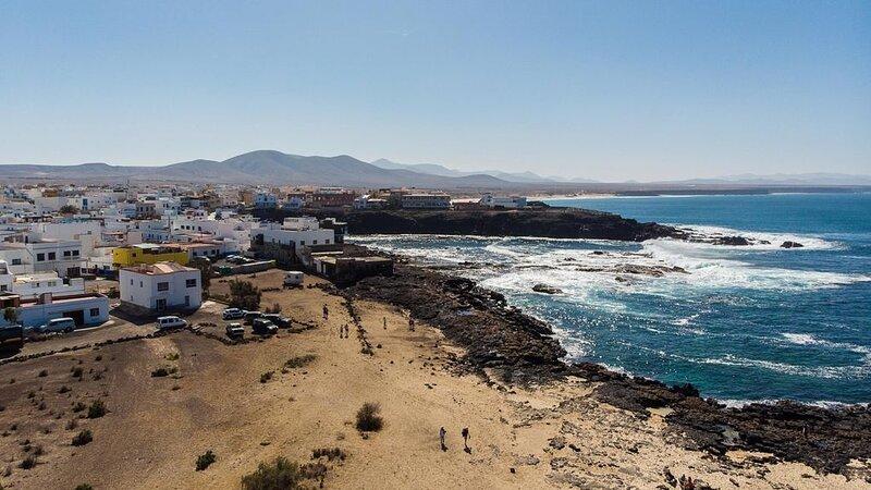 Apartamento Cotillo cerca de la Playa, alquiler de vacaciones en El Cotillo