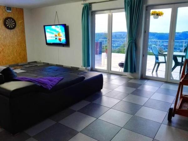Ferienwohnung Bergneustadt für 1 - 5 Personen mit 1 Schlafzimmer - Ferienwohnung, location de vacances à Olpe