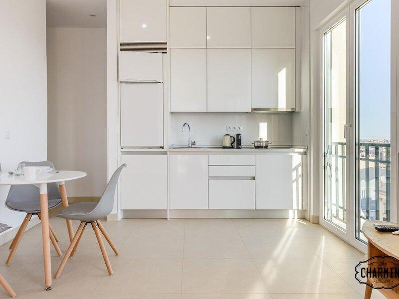 Charming Gran Vía - Callao 5 - Impresionantes vistas, ideal para 2 PAX, holiday rental in Madrid