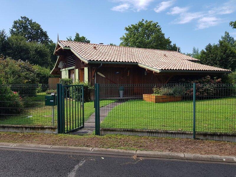 villa type arcachonnaise, vacation rental in Lanton