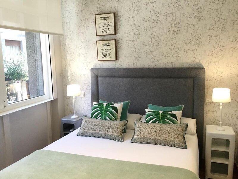 Art Gallery by Forever Rentals. Apartamento 2 dormitorios con wifi gratis – semesterbostad i Province of Vizcaya