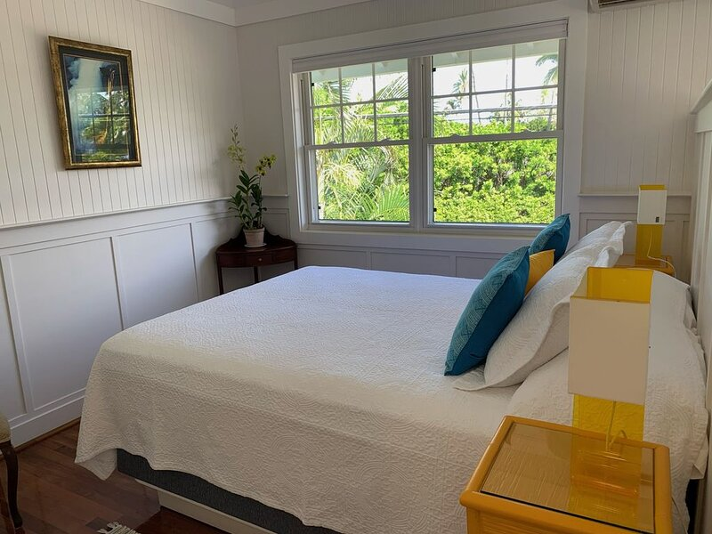 Immaculate, private, fully furnished studio in Beautiful Lanikai, holiday rental in Waimanalo