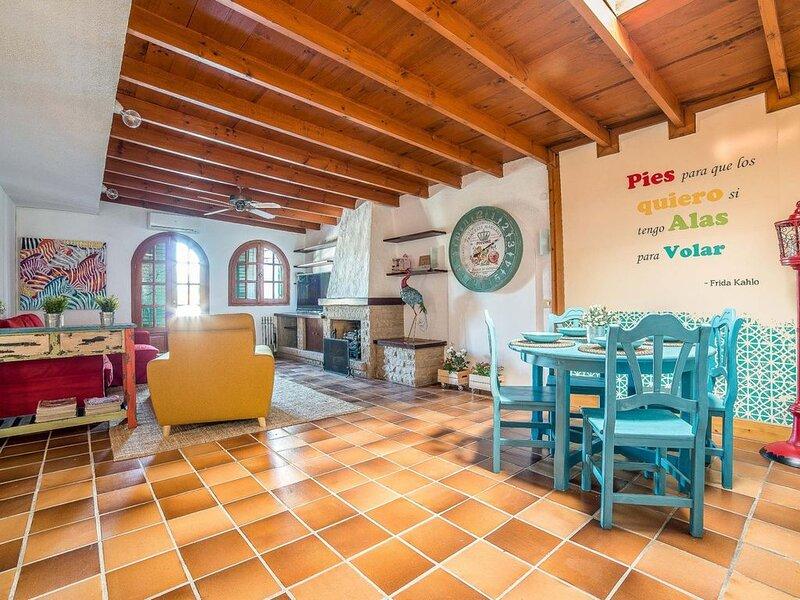 The Frida Kahlo house, aluguéis de temporada em Telde
