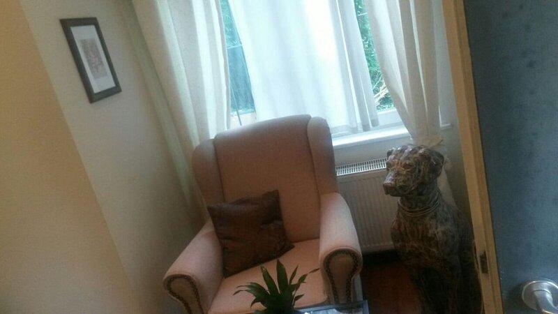 Apartment mit Terrasse, casa vacanza a Schonefeld