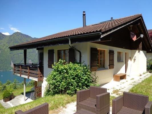 Ferienhaus Seelisberg für 2 - 6 Personen mit 3 Schlafzimmern - Ferienhaus, vacation rental in Gersau