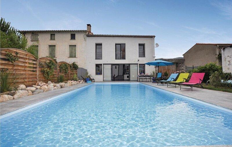 3 Zimmer Unterkunft in Marquixanes, holiday rental in Bouleternere