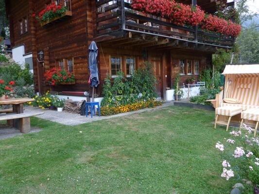 Ferienwohnung Fiesch für 2 - 4 Personen mit 1 Schlafzimmer - Ferienwohnung, casa vacanza a Fiesch in Vallese