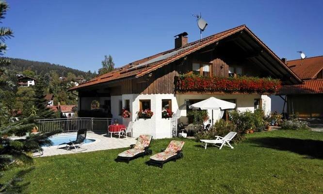 Ferienwohnung Bayerisch Eisenstein für 1 - 2 Personen mit 1 Schlafzimmer - Ferie, holiday rental in Susice
