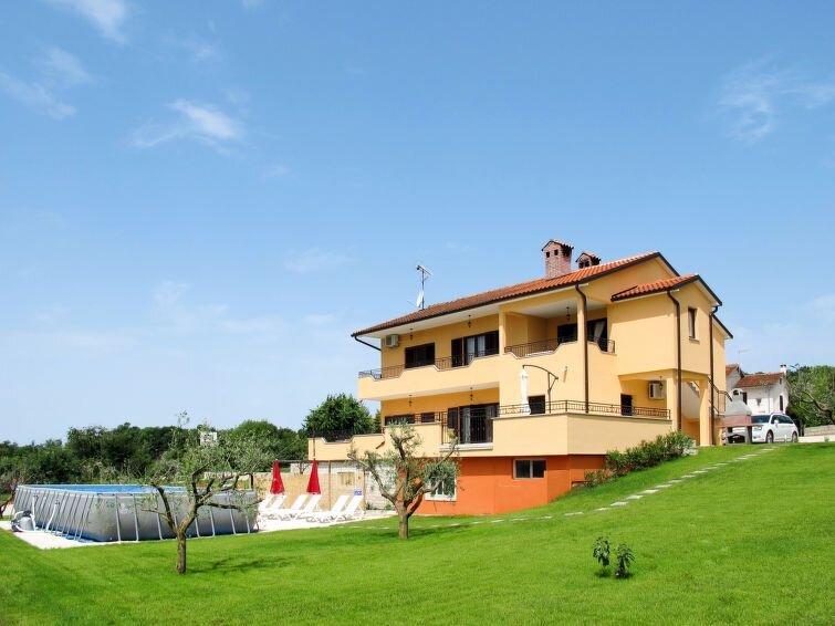 Ferienwohnung Paladin (MVN252) in Motovun - 6 Personen, 3 Schlafzimmer, casa vacanza a Novaki Motovunski