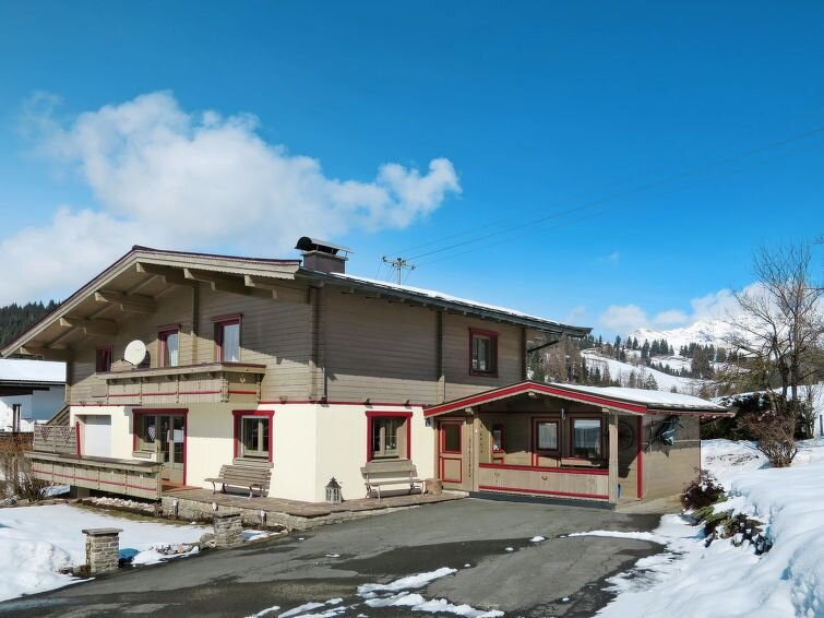 Ferienwohnung Asslaber (HOC100) in Hochfilzen - 6 Personen, 3 Schlafzimmer – semesterbostad i St. Ulrich am Pillersee