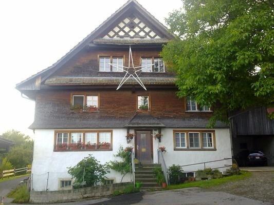 Ferienwohnung Wald ZH für 2 - 3 Personen mit 1 Schlafzimmer - Ferienwohnung in B, location de vacances à Rapperswil