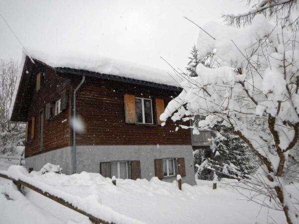 Ferienhaus Unterwasser für 4 - 5 Personen mit 2 Schlafzimmern - Ferienhaus, vacation rental in Wildhaus