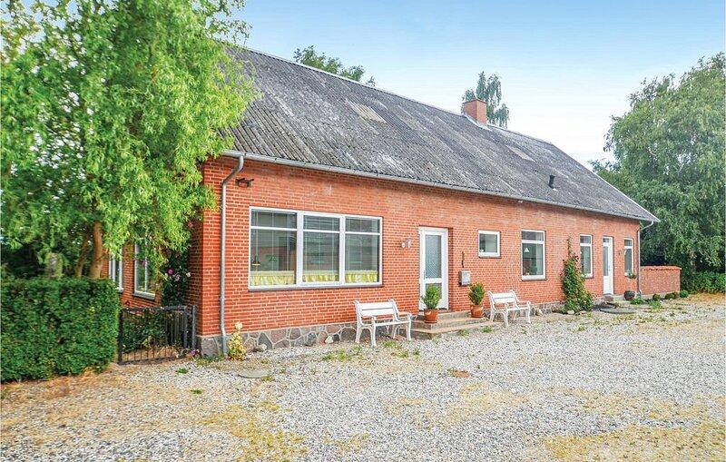 4 Zimmer Unterkunft in Sakskøbing, holiday rental in Nykobing Falster