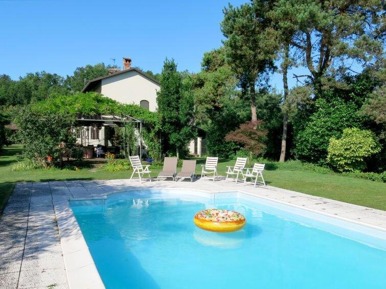 Ferienhaus Casa Carla (COZ200) in Cortazzone - 8 Personen, 4 Schlafzimmer, Ferienwohnung in Capriglio
