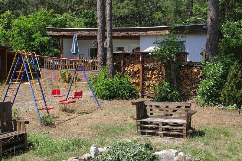 Bungalow, Teupitz, holiday rental in Gross Koris